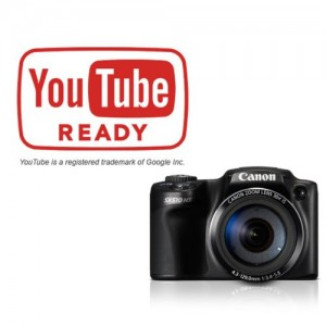 Canon PowerShot SX510 HS 12.1 MP CMOS Digital Camera 4