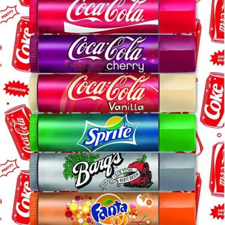 Lip Smacker Coca-Cola Party Pack Lip Glosses , 8 Count