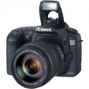 Canon EOS 20D 8.2MP Digital SLR Camera 17-85mm