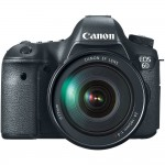 Canon EOS 6D 20.2 MP CMOS Digital SLR Camera EF24-105mm IS Lens Kit
