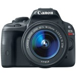 Canon EOS Rebel SL1 18 MP CMOS Digital SLR Camera 18-55mm