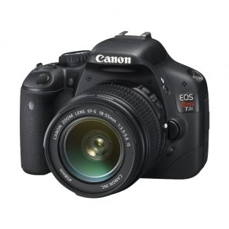 Canon EOS Rebel T2i 18 MP Digital SLR Camera 18-55mm
