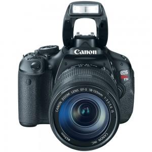 Canon EOS Rebel T3i 18 MP CMOS Digital SLR Camera 18-135mm
