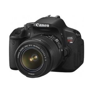 Canon EOS Rebel T4i 18.0 MP CMOS Digital SLR Camera 18-55mm