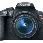 Canon EOS Rebel T5i 18 MP CMOS Digital SLR Camera 18-55mm