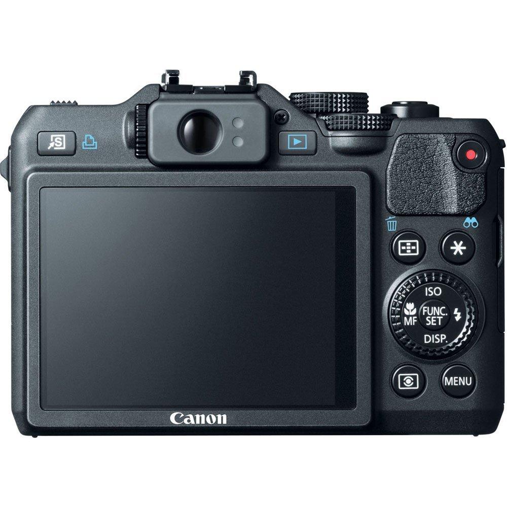 Canon PowerShot G15 12MP Digital Camera
