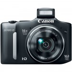 Canon PowerShot SX160 IS 16.0 MP Digital Camera