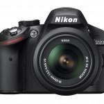Nikon D3200 24.2 MP CMOS Digital SLR Camera 18-55mm