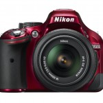 Nikon D5200 24.1 MP Digital SLR Camera 18-55mm