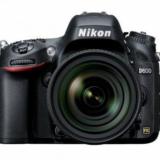 Nikon D600 24.3 MP Digital SLR Camera 24-85mm