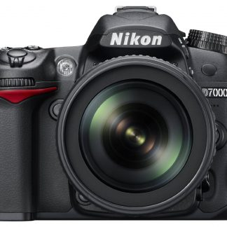 Nikon D7000 16.2MP Digital SLR Camera 18-105mm