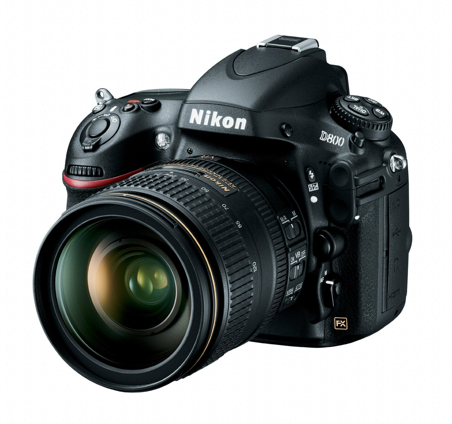 Nikon D800 36.3 MP Digital SLR Camera