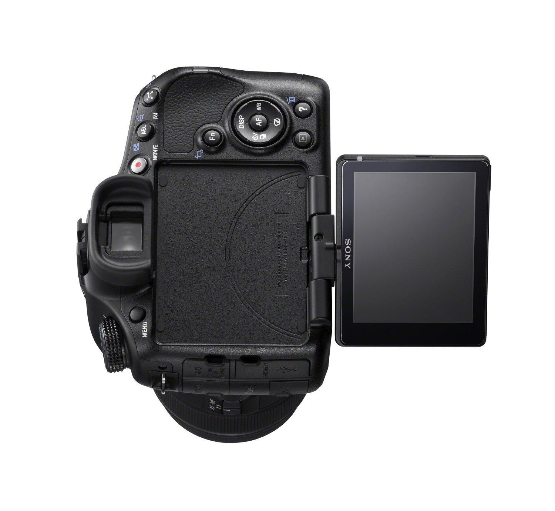 Sony A65 24.3 MP Digital SLR Camera Body Only