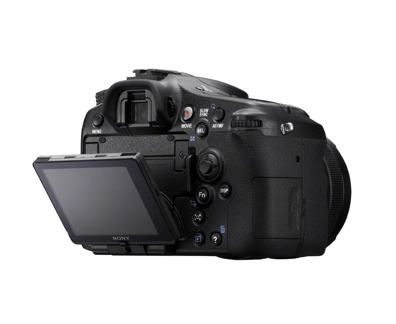 Sony SLT A77 24.3 MP Digital SLR Review