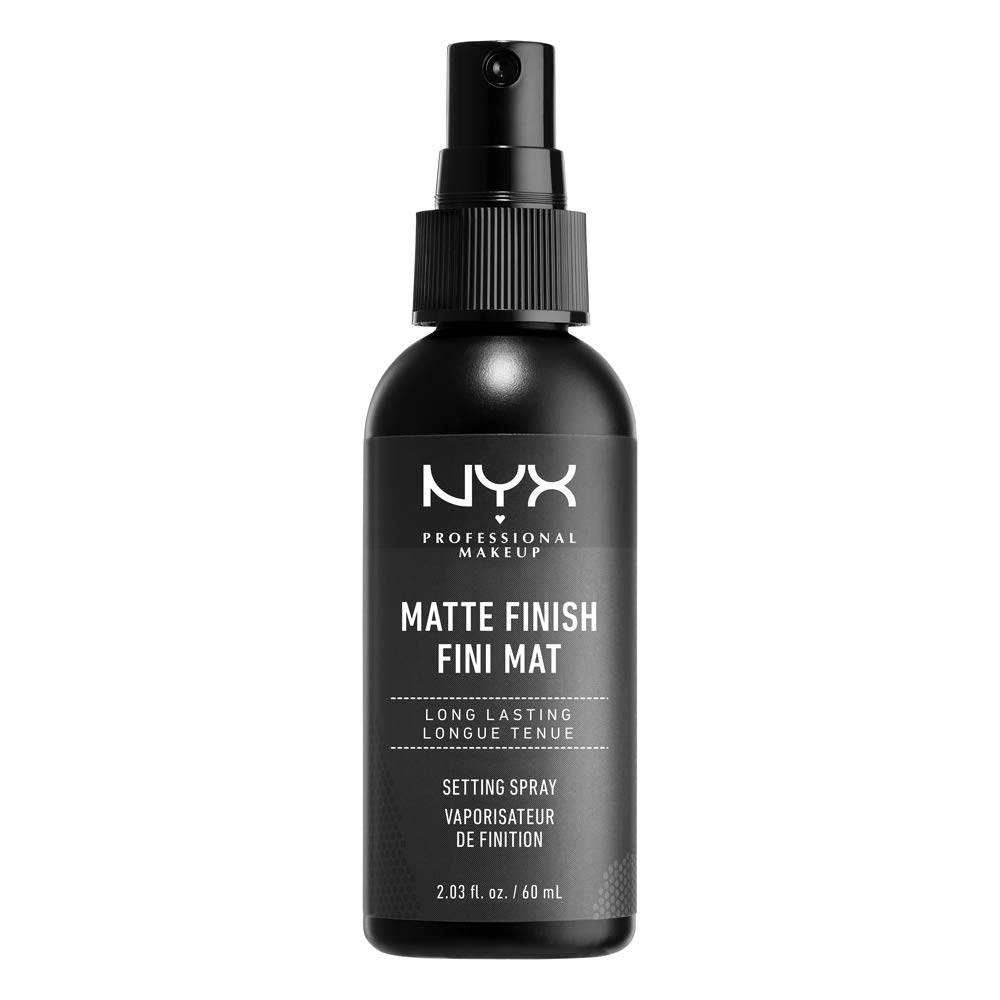 NYX PROFESSIONAL MAKEUP Makeup Setting Spray, Matte Finish